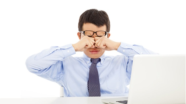 Eye Strain – Are Your Devices the Cause of It?