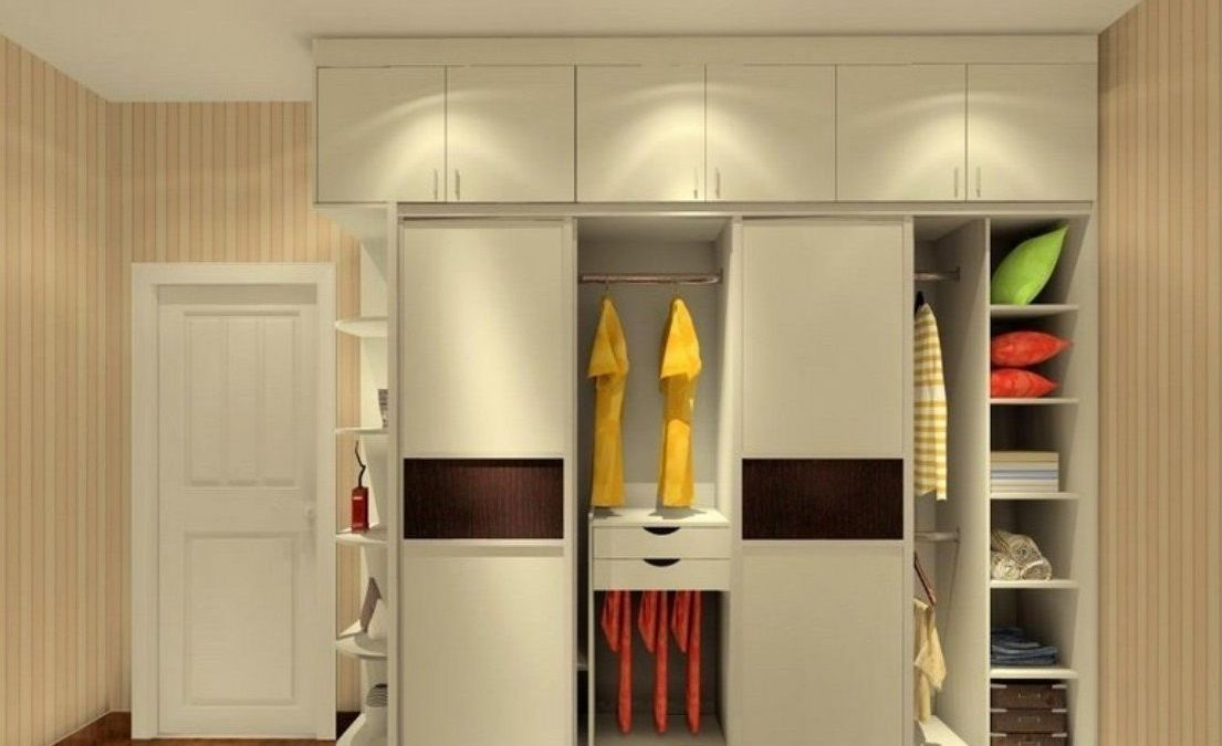 Redesigning your bedroom? Consider new wardrobes this time!