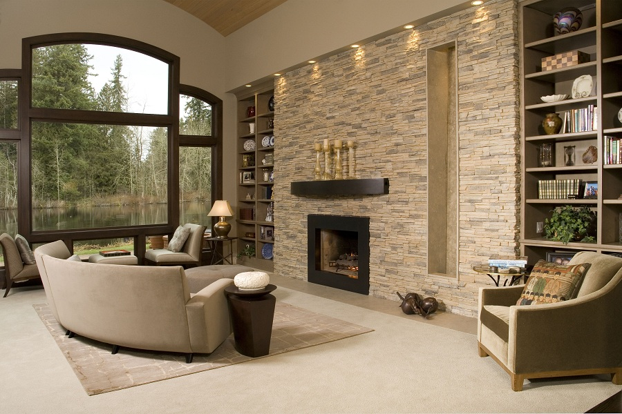 Deluxe Stackstone Design For Home Interior And Exterior