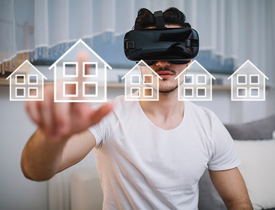 The Power Of Virtual Visit In The Real Estate Sector