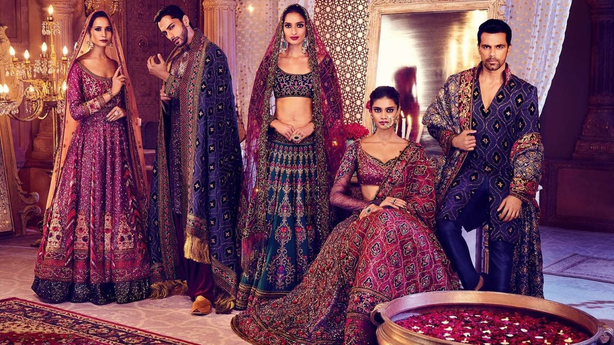 Top 5 Places for Buying Best Bridal Wear