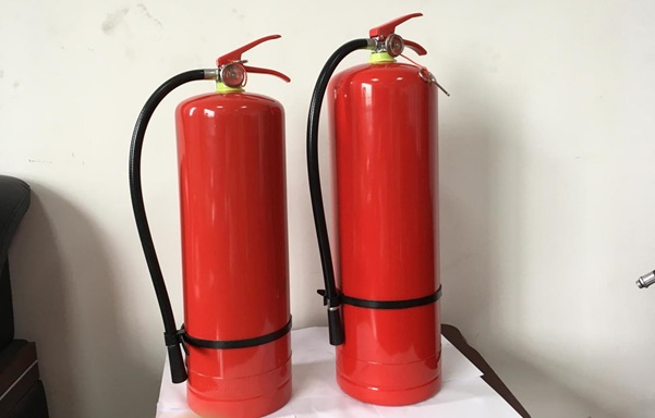 Prevent Fire Outbreaks With Fire Extinguishers