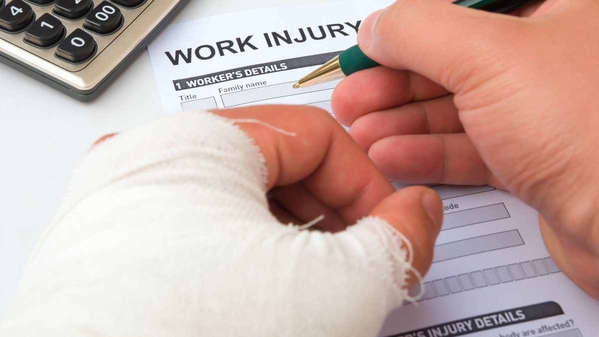 Filing Your Workers Compensation Claim