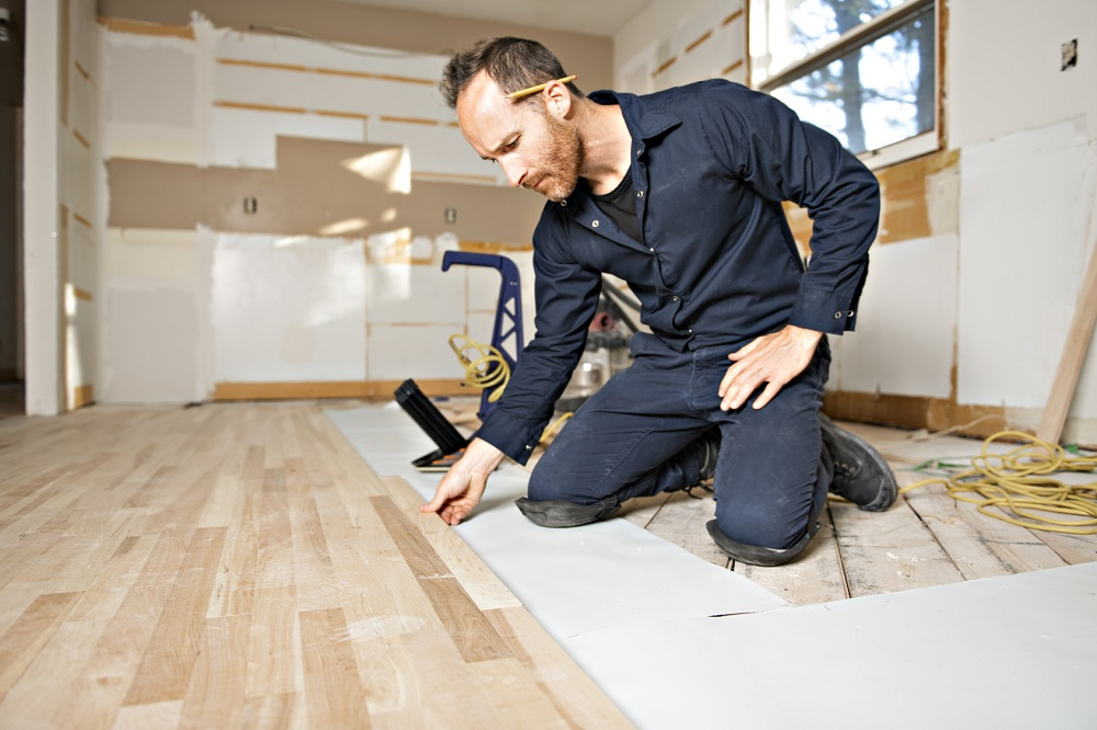 Different Methods of Floor Installation Technique