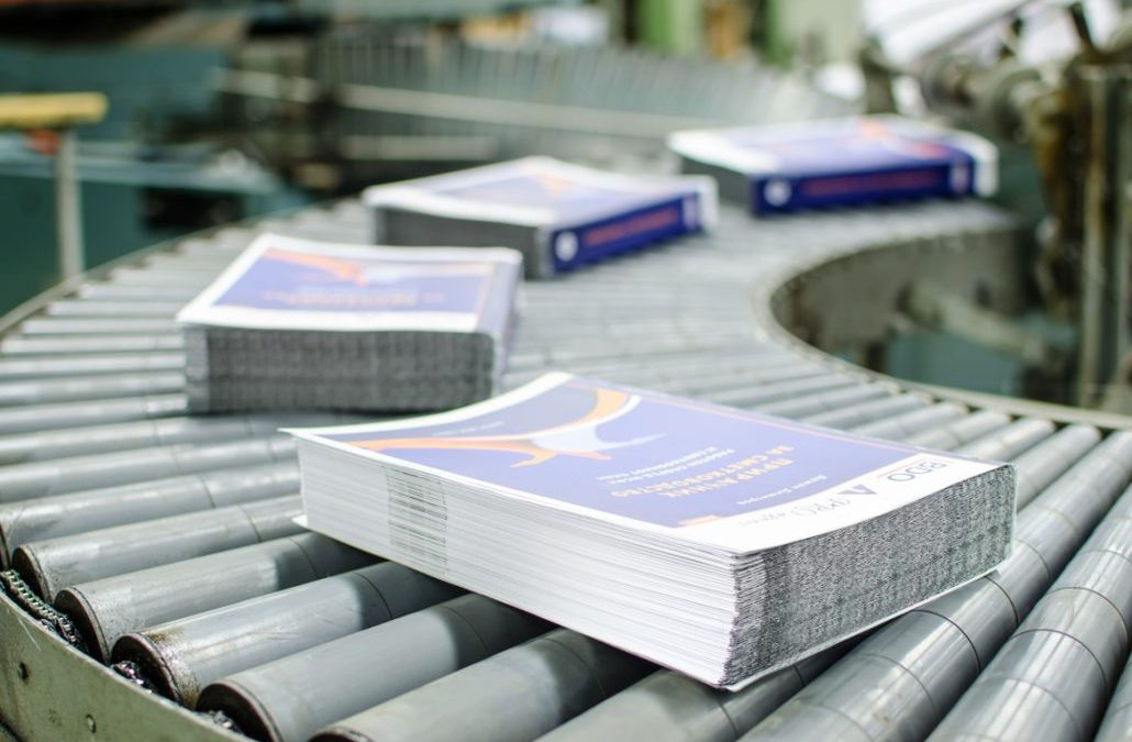 Keep Up the Business Identity with the Right Printing Products