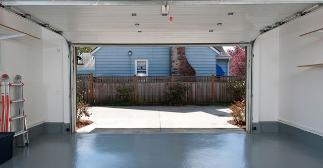 Here's What to Do If Your Garage Door Is On the Fritz