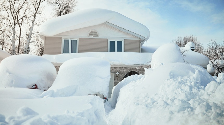Preparing Your Home For Snow