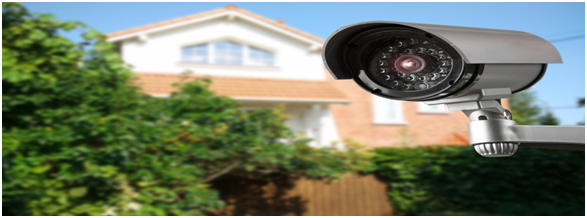 Video surveillance, video protection – at home