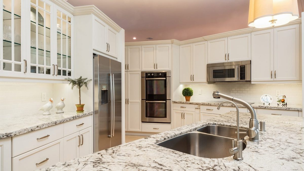 How Granite and Marble Countertops Differ