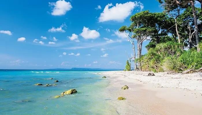 Top 10 Beaches of Andaman and Nicobar Islands