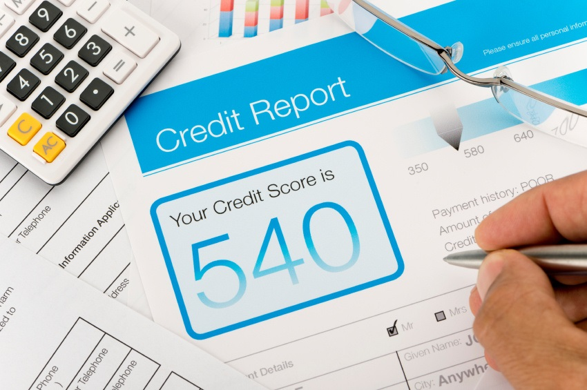 5 Common Reasons People Have Bad Credit