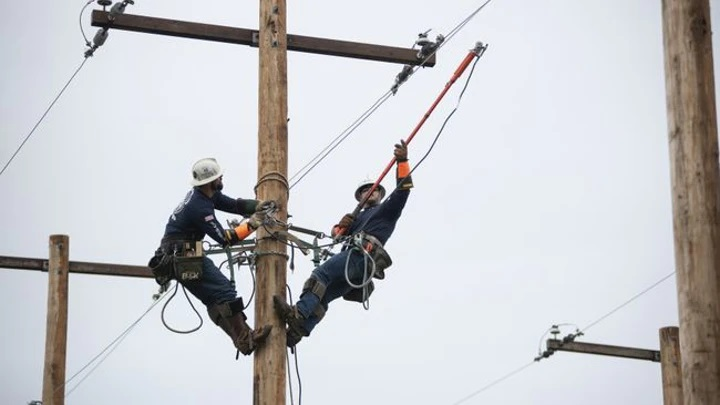 A Different Kind Of Event: Welcome To The Lineman Rodeo