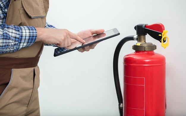 A Few Things To Know About Fire Extinguisher Installation