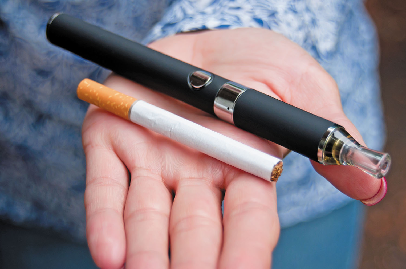 What Makes e-cig Different from the Traditional Cigar?