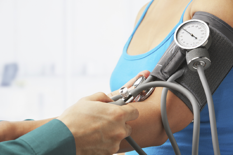 Control Your High Blood Pressure The Right Way