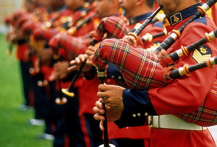 Bagpipe Choices and More Variations