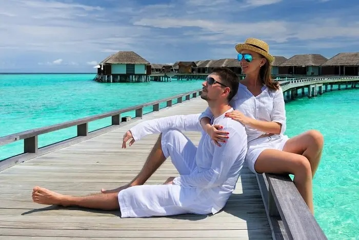 What makes Maldives popular among travelers?