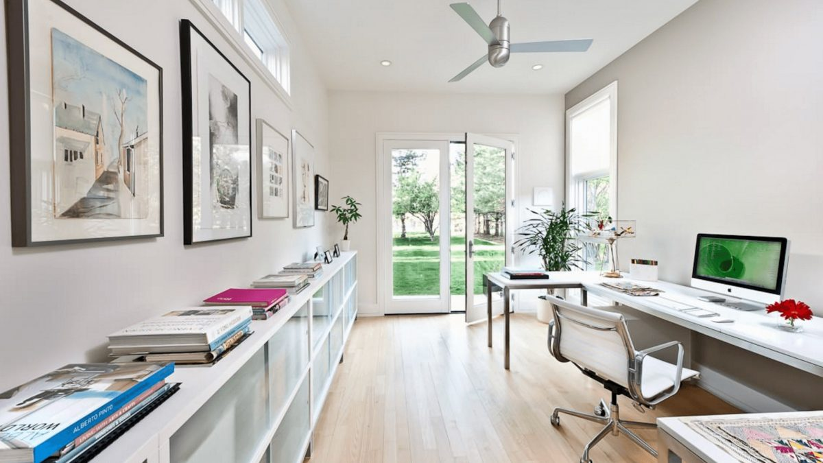 Designing a Great Home Office: 5 Tips
