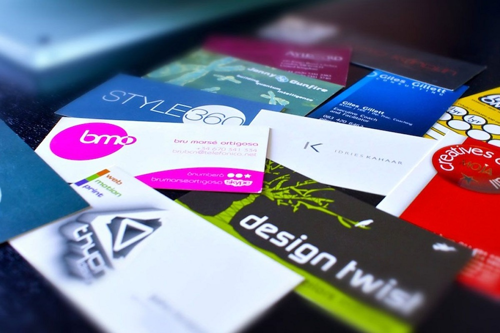 Business Cards: Why they are Still Relevant in the Digital Era