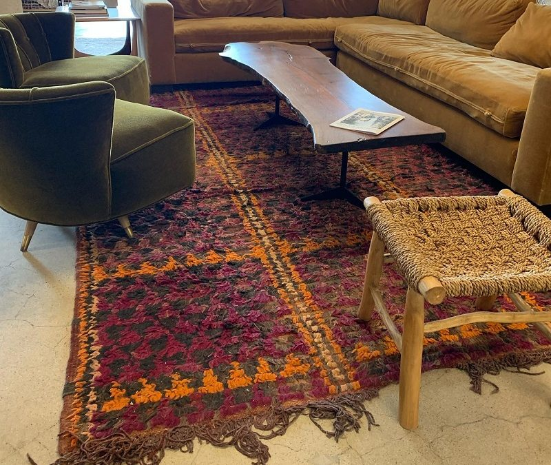 Tips to Selecting the Right Rug