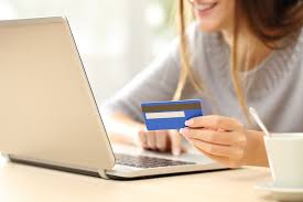 Card payments for online sale success