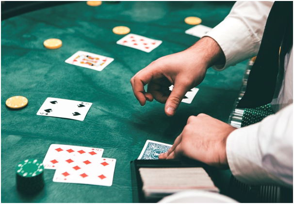 What Will the User Get When They Use Casino Site?
