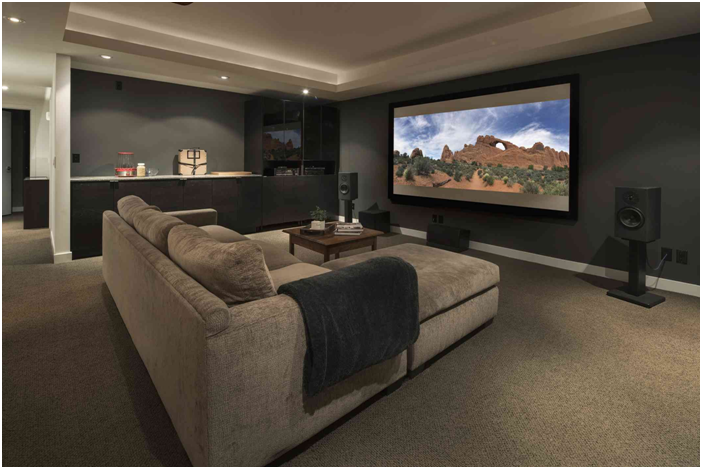 Create A Home Movie Theater Using Streaming Service