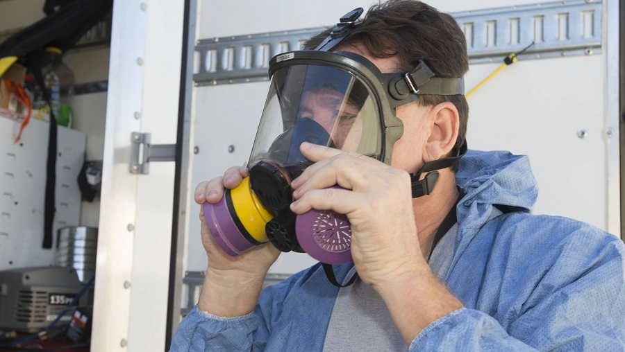 Why is that Other Emergency Professionals Can't Deal with Biohazard Cleanup?