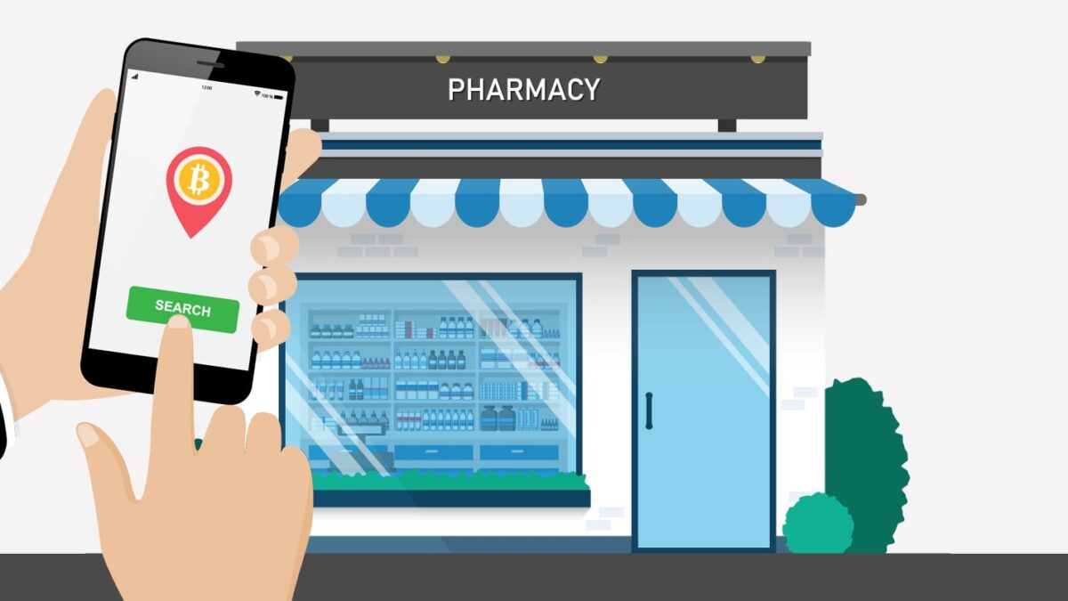 How to create an online pharmacy?
