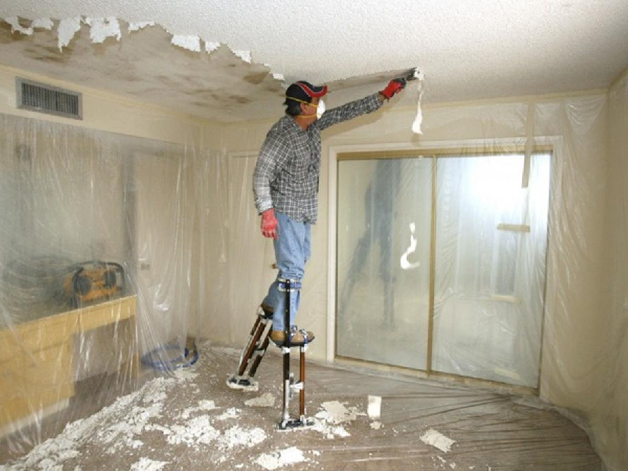 Signs of Asbestos in Your Home