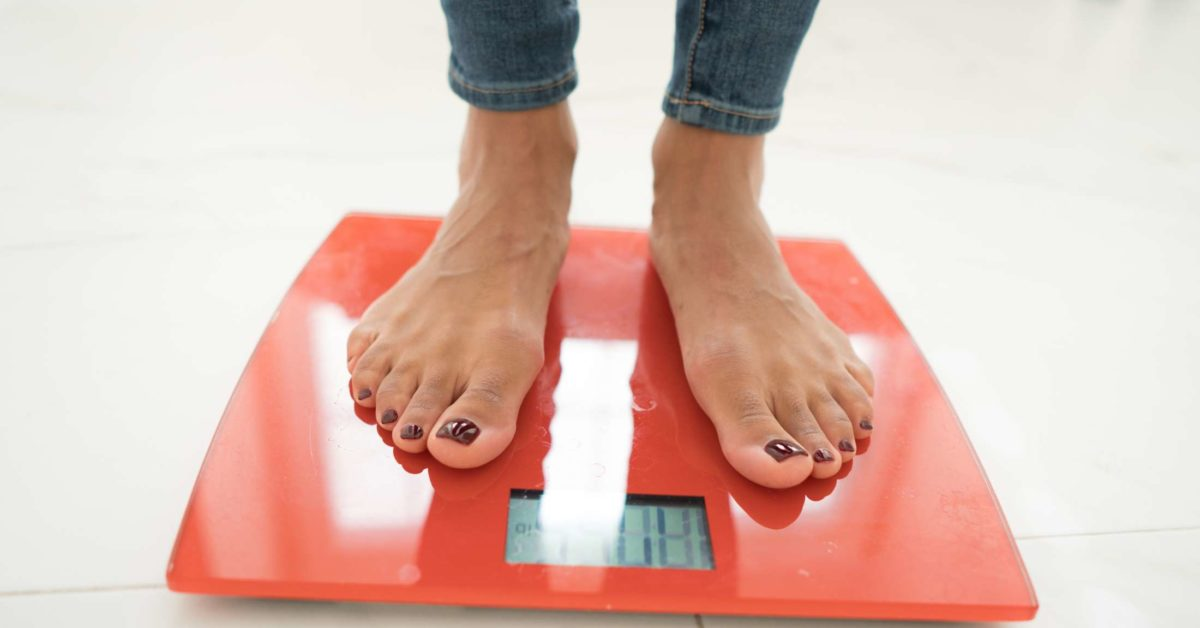Underweight: See What To Do to Gain?