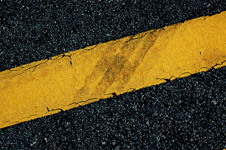 How Reflective Line Marking Helps with Road Safety