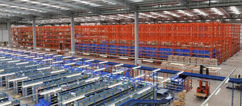 Utility of Conveyors and Sortation Systems in warehouse centres
