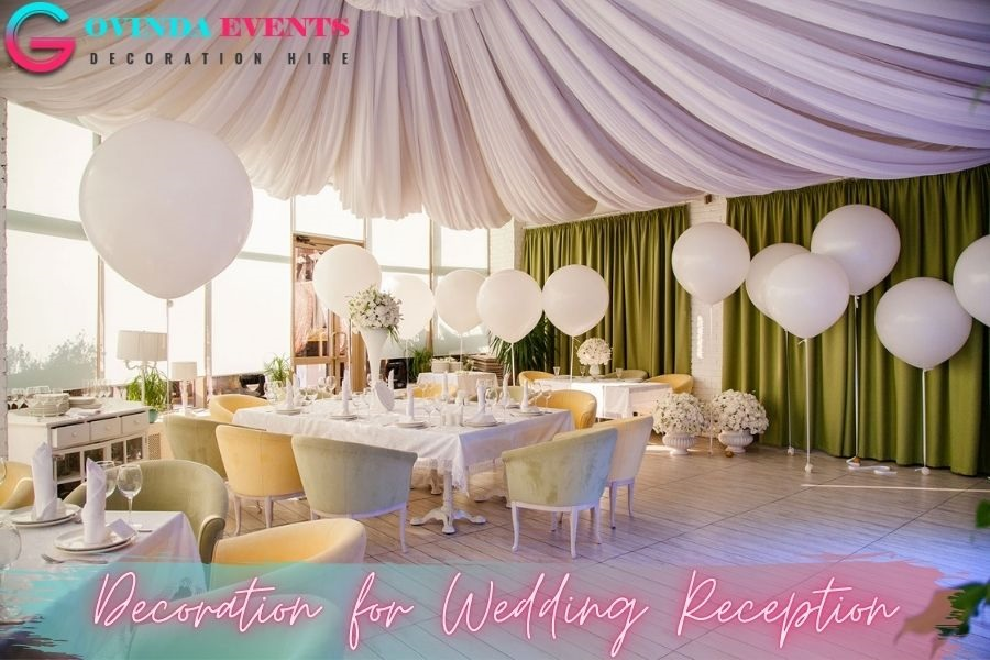 Which Themes You Can Use For The Decoration For Wedding Reception?