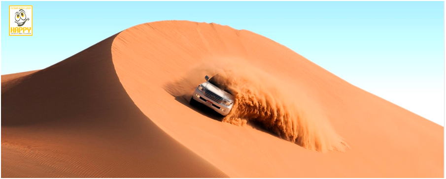 Top 3 Adventurous Must-Do Desert Safari Dubai Activities 2020