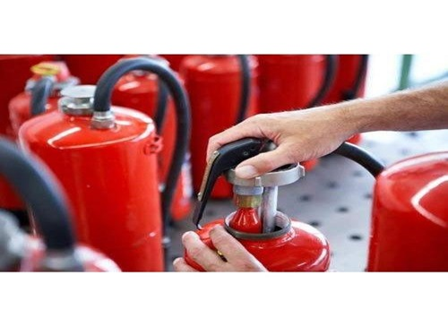 Steps to Perform Monthly Fire Extinguisher Inspection