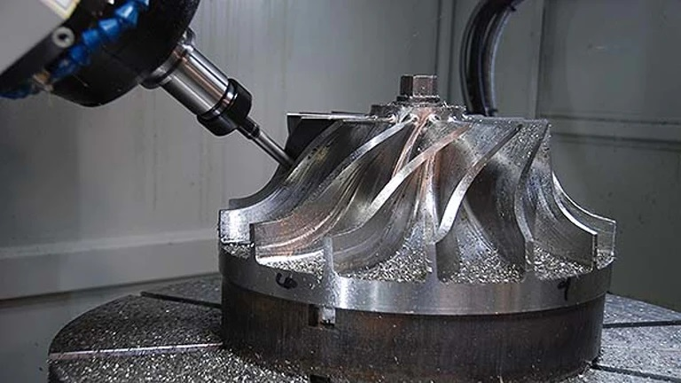 Benefits of using 5 axis CNC machining.