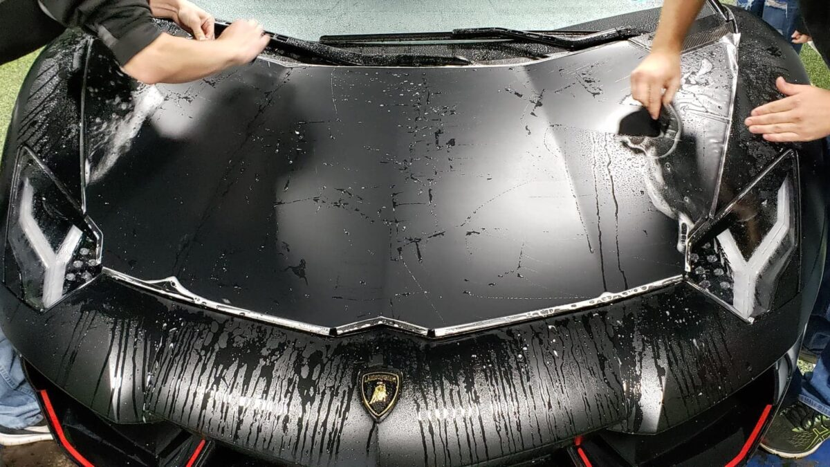 Debunking The Myths About Car Paint Protection Film