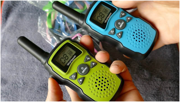 Use Highly Quality Walkie Talkie During Camping