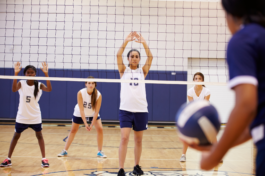 Women's Volleyball Net Height – Rules, Regulations, And Implementation
