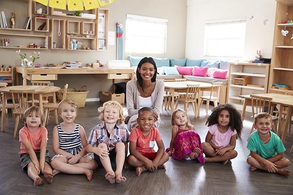 Choosing the kindergarten: useful tips