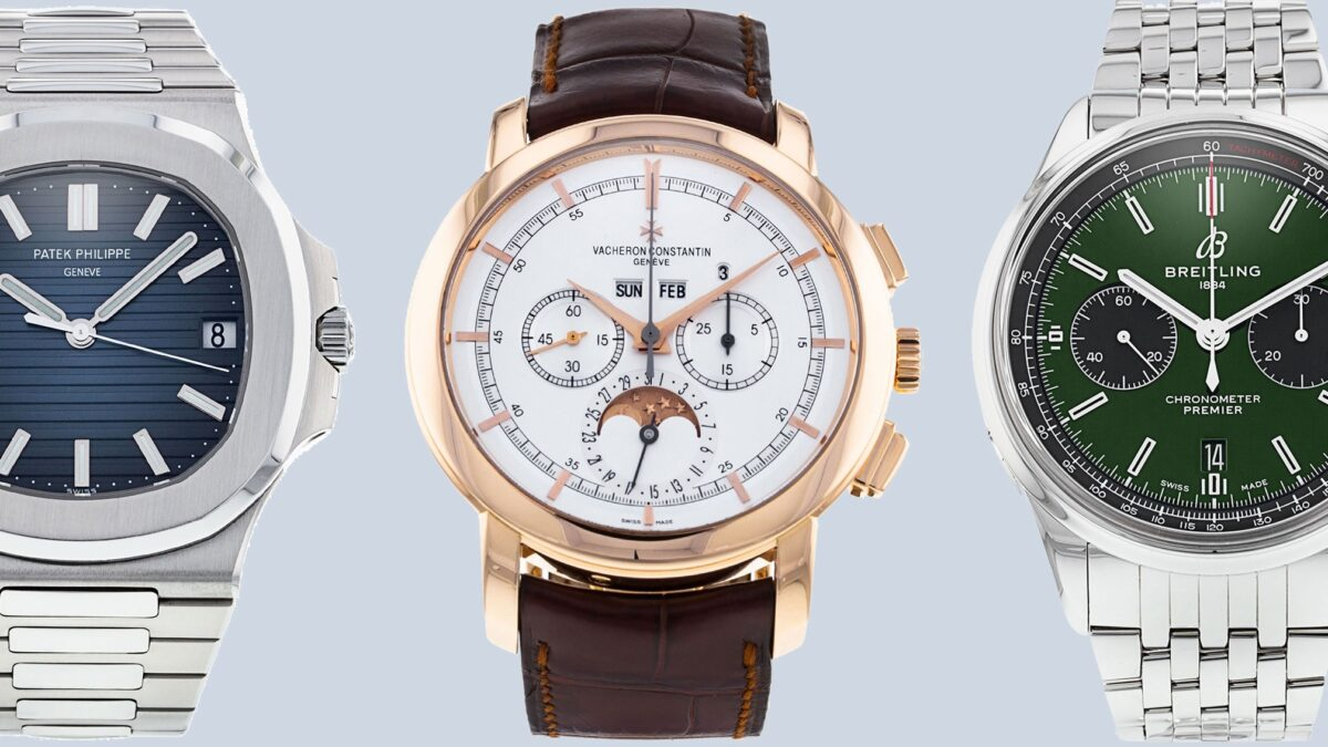 The Most Exquisite Watches To Add To Your Collection