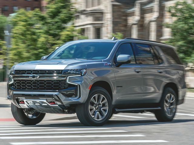 SUV Features Found in the 2021 Chevrolet Tahoe