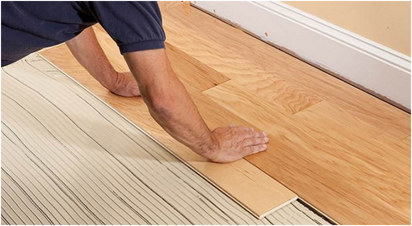 Services Offered by Floor Installation Services