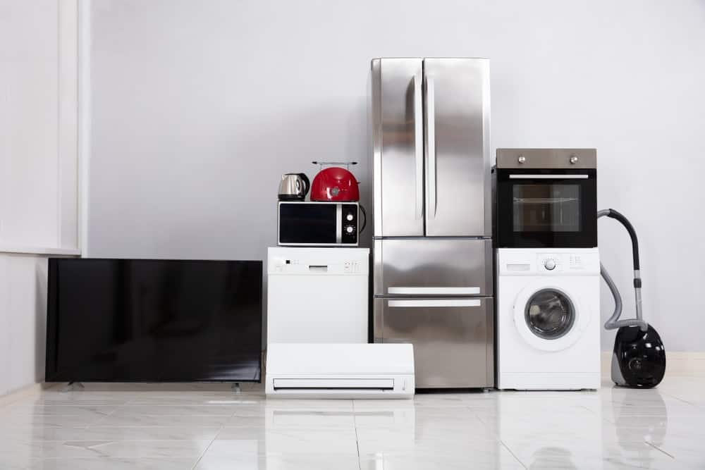 The Pros of Buying Used Appliances