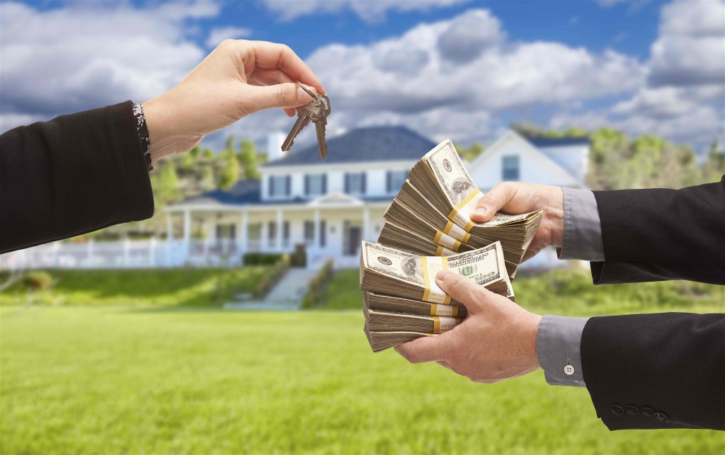 What Does a Cash Homebuyer Do?