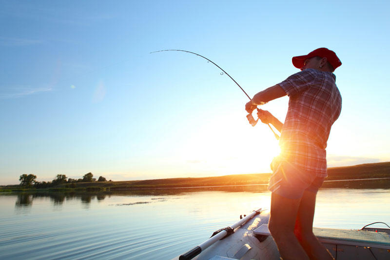Tips for Fishing from a boat