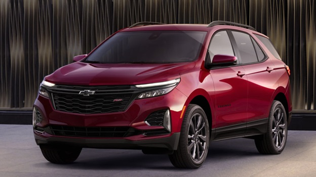 With Excellent Fuel Economy You can Enjoy Every Ride in 2021 Equinox