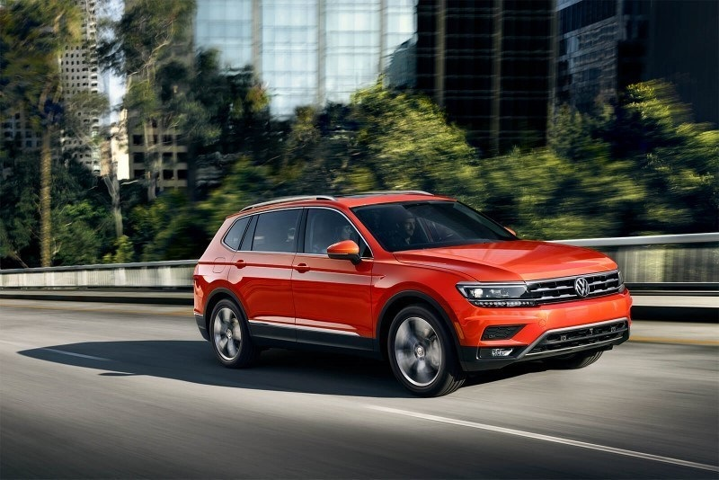 What Impress the Most in the 2021 Volkswagen Tiguan Model Series?
