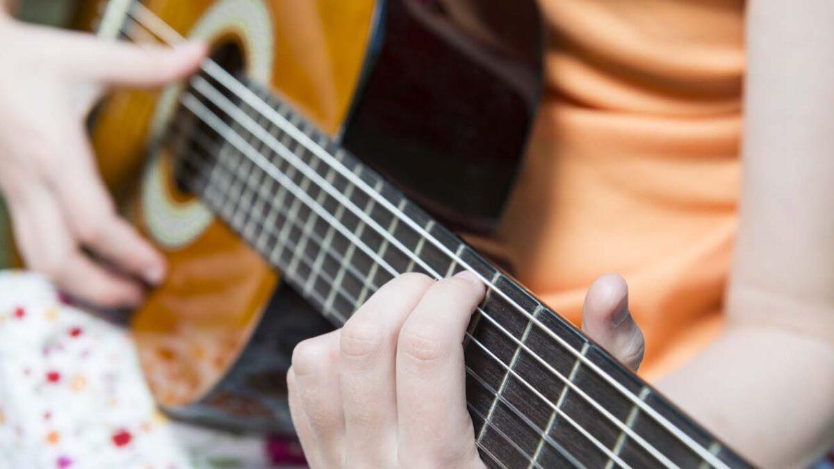 Advice On Choosing A Beginner Guitar